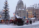 Drážďany, vánoční trhy