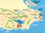 Rio de Janiero - mapa