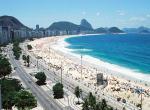 pláž, Rio de Janiero