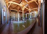 Římské lázně Energy - klidový bazén s termální vodou