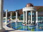 Rajecké Teplice, venkovní bazény