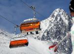 tatry, lanovka ski areál Jámy