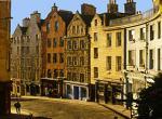 Edinburgh - královská míle -