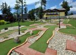 Vilková studia  Tatry Holiday, areál resortu