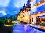 Grand hotel Praha, Tatranská Lomnice - Akční pobyt 4=3