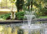 Konstantinovy Lázně, park