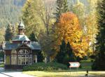 Karlova Studánka, podzim