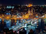 Istanbul, v noci