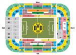 Signal Iduna Park, plánek stadionu