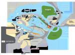 Holmenkollen, plánek závodiště