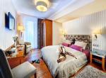Grand Hotel Praha, pokoj DeLux