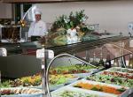 Pavilony Zora - jídelna