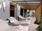 Ski wellness hotel Družba - tapidárium