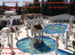Aphrodita Palace, Rajecké t. - venkovní bazény