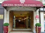 Royal Elysees Paris -