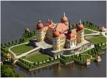 Moritzburg - zámek