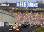 Velká cena Austrálie formule 1 (předběžná registrace)