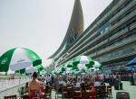 Dubai World Cup, Apron Views