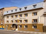 Hotel B�l� Lev***, Praha