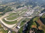 Moto GP Itálie - okruh