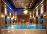 Sklené Teplice, Bánský Termálný bazén