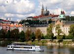 Plavba lod� po Vltav�