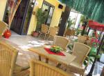Hotel Busignani - zahrádka