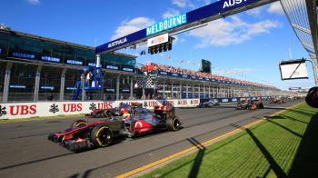 F1 Australie