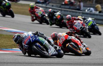Moto Grand Prix Brno - vstupenky