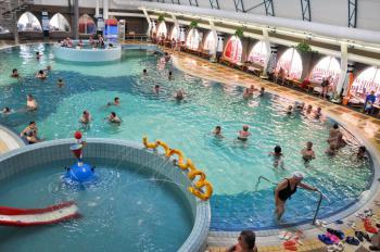 Hotel Aqua Varga, Velký Meder