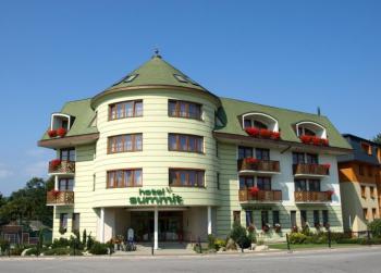 Hotel Summit, Bešeňová, Podzimní pobyt na 4 nocí