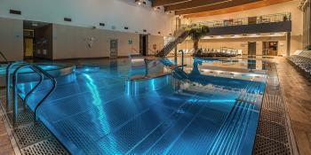 Termalpark Nitrava, hotel Termal Kesov, Wellness pobyt na 7 nocí