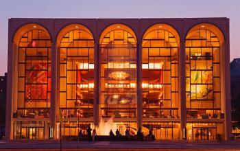 Metropolitní opera, New York