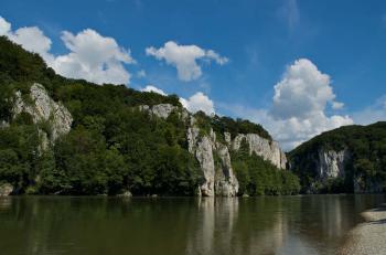 Národní park Bavorský les -