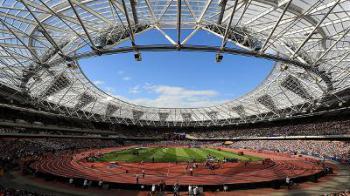 stadion 2 MS Atletika, Londýn 2017