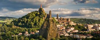 Le Puy en Velay, poutní místo