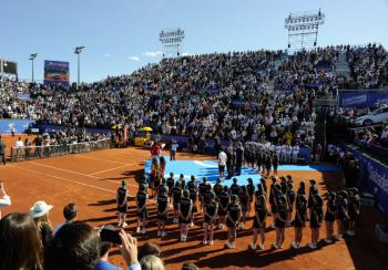 Barcelona Open 2018