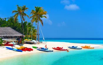 Indie a Maledivy