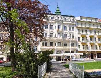 Hotel Polonia, Mariánské Lázně, Odpočinkový víkend
