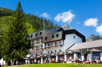 Horský hotel Hrebienok, Starý Smokovec, First minute 21 dnů předem