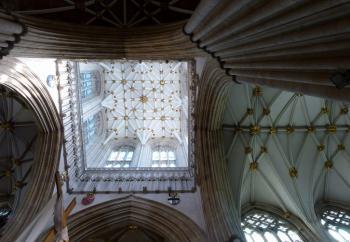 Katedrála v Yorku, klenba