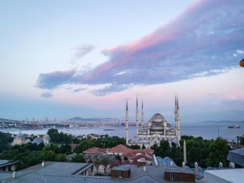 Hotel Antea 3*, Istanbul - letecky