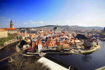 Český Krumlov - Slavnosti pětilisté růže