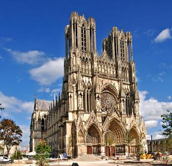 Chartres a francouzská gotika