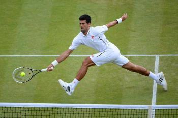 Wimbledon, Novak Djokovič