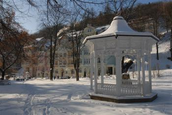 LD Elektra a Praha, Lázně Jáchymov