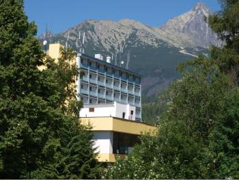 Hotel Urán, Tatranská Lomnica