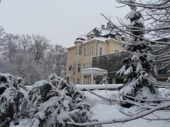 Lázeňský dům Praha, Teplice nad Bečvou, Akční únorový pobyt