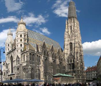 Vídeň - Stephansdom