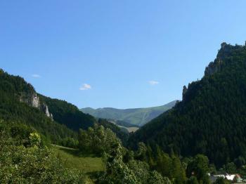 Vratná dolina -